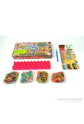 Loom Twister Set / 1000 Parça