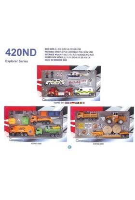 Cararama 420Nd 3 Model Macera Serisi