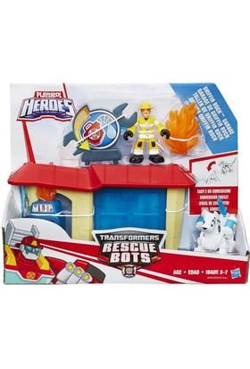 Transformes Rescue Bots Macera Seti