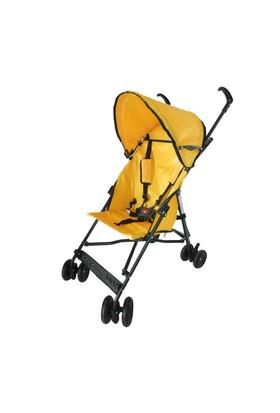 Dukaddo Bambi Baston Bebek Arabası Sarı