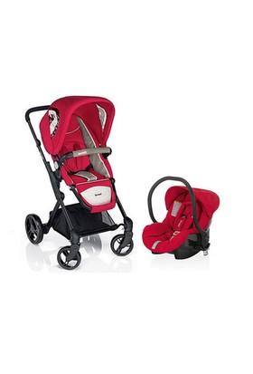 Brevi Presto Travel Sistem Bebek Arabası Red