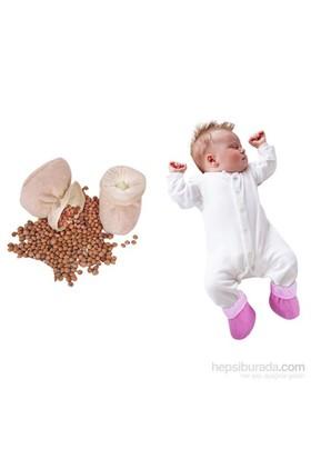 Sevi Bebe Gaz Giderici Termal Patik - Krem