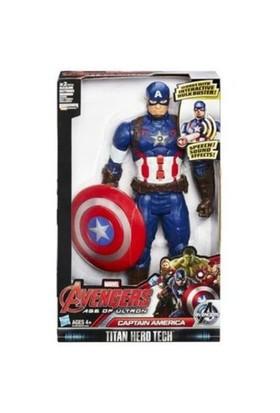 Avengers Titan Hero Tech Elektronik Captain America