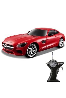 Maisto Tech Mercedes-Amg Gt Uzaktan Kumandalı Araba 1:24 Kırmızı