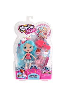 Shopkins Cicibiciler Cici Kız Jessicake