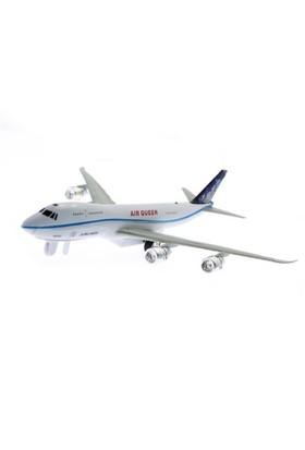 Can-Em Oyuncak Çek Bırak Metal Sesli Uçak