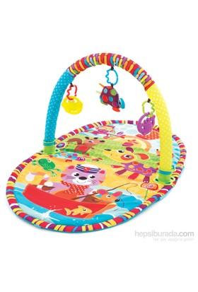 Playgro Eğlence Parkı Oyun Halısı