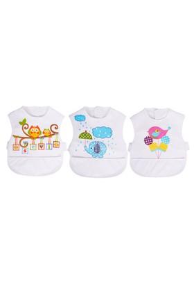 Sevi Baby Lüks Giymeli Önlük