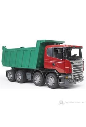Bruder Scania R-Serisi Damperli Kamyon - 03550