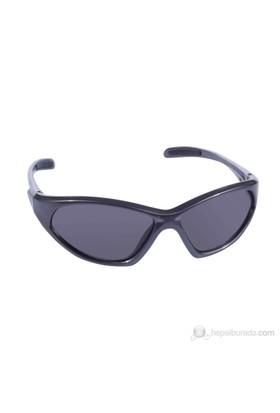 Real Kids Shade Glide 7-12 Yaş Gözlük / Metalik Siyah