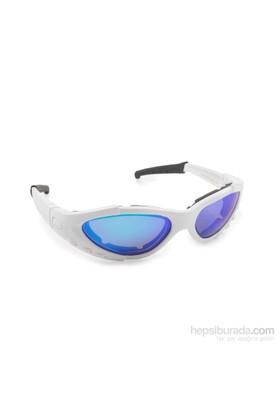 Real Kids Sport Outdoor Xtreme Kar Gözlüğü 7-12 Yaş Beyaz