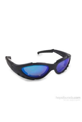 Real Kids Sport Outdoor Xtreme Kar Gözlüğü 7-12 Yaş Mavi