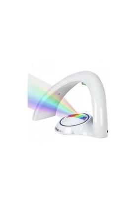 Uygun Gökkuşağı Projeksiyon Gece Lambası Lucky Rainbow