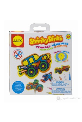 Alex Shrinky Dinks & Araçlar