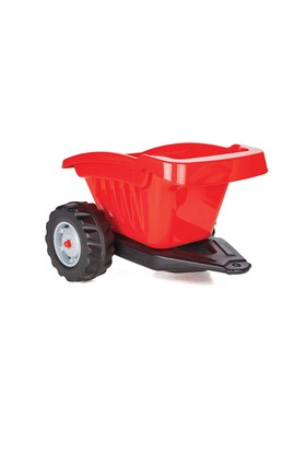 Pilsan Active Kırmızı Traktör Römork