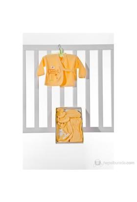 Burtaç Baby 5 Li Zıbın 1103-Sarı