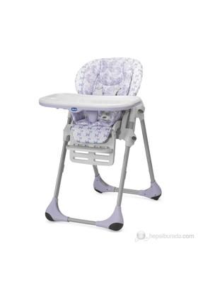 Chicco Polly Çift Kılıflı Mama Sandalyesi / Butterfly