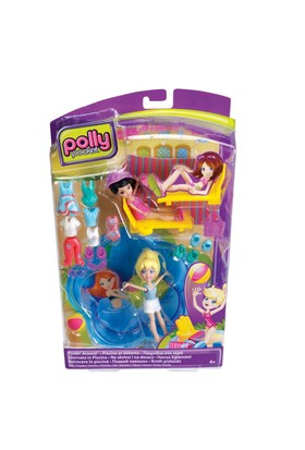 Polly Pocket Ve Arkadaşları Eğlencede