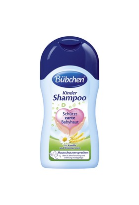 Bübchen Bebek Şampuanı 400Ml (Kinder Shampoo)