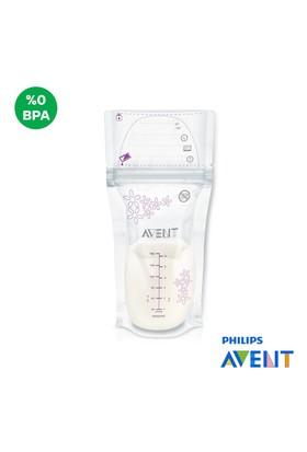 Philips Avent SCF603/25 Anne Sütü Saklama Poşetleri 25x180ml
