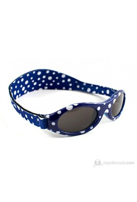Baby Banz Adventure Mavi Nokta Güneş Gözlüğü (0-2 Yaş) Erkek