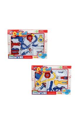 Nani Toys Asorti Medikal 8'li Kit Doktor Oyun Seti