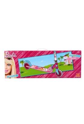 Barbie Barbie Katlanabilir Frenli Scooter