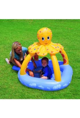 Bestway Üstü Ahtapot Figürlü Gölgelikli Çocuk Havuzu - 52145