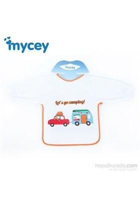 Mycey Kollu Önlük, Havlu - Let's Go Camping