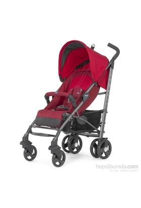 Chicco Duo Lite Way Plus Stroller Top Bebek Arabası / Red
