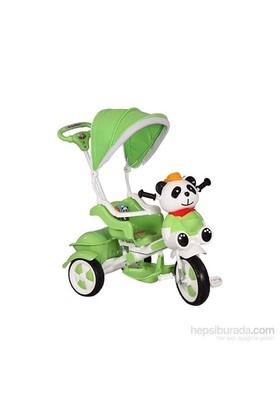 Baby Hope Little Panda Bisiklet Yeşil Beyaz