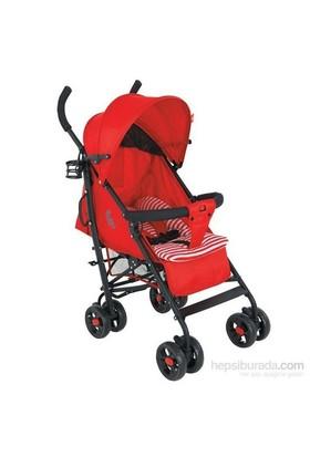 Baby Hope Nexus Baston Bebek Arabası Kırmızı