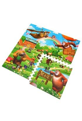 Toyjo Eva Puzzle Ayı Bonnie 60 Cm