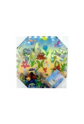 Toyjo Eva Puzzle Deniz Macerası 60 Cm
