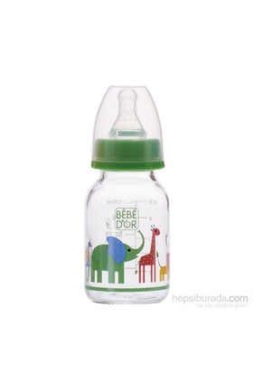 Bebedor Cam Biberon SL 125 ml Yeşil