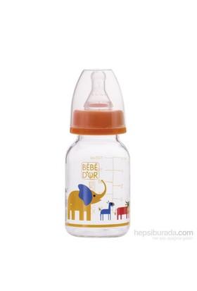Bebedor Cam Biberon SL 125 ml Sarı