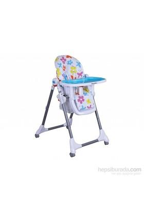 Babyhope CD-H042A Mama Sandalyesi / Mavi
