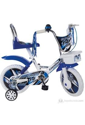 Es Aras 14 Jant Bisiklet / Mavi