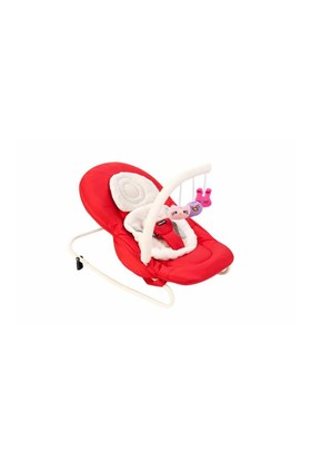 Vauva Sallanan Ana Kucağı - Kırmızı