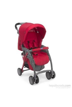 Chicco Simplycity Top Bebek Arabası / Red