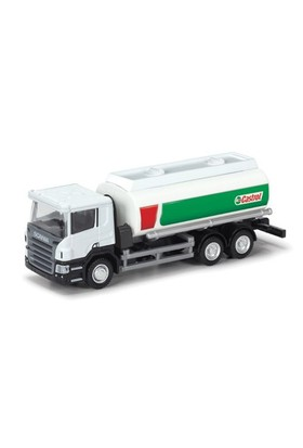 Rmz City Die Cast 1:64 Scania Castrol Tanker 144004