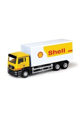 Rmz City Die Cast 1:64 Man Tgs Shell Tanker 14023
