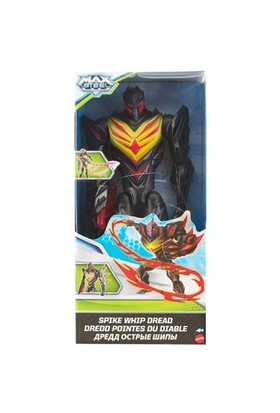 Max Steel Delüks Figür Ve Aksesuarı - Spike Whip Dread