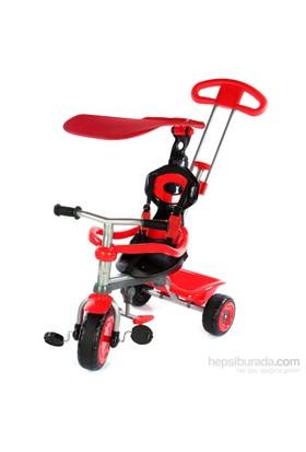 Baby&Toys Galaxy 3 İn 1 Ebeveyn Kontrollü Bisiklet