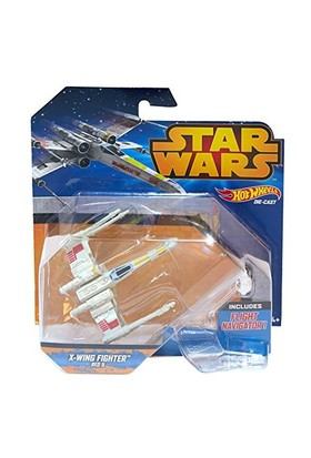 X Wing Fighter Red 5 Hot Wheels Star Wars Uzay Gemileri