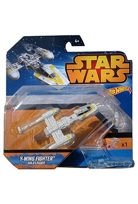Y Wing Fighter Red 5 Hot Wheels Star Wars Uzay Gemileri