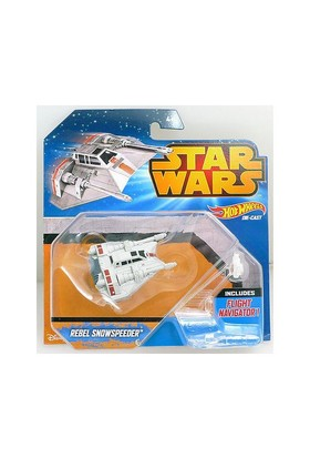 Rebel Snowspeeder Hot Wheels Star Wars Uzay Gemileri