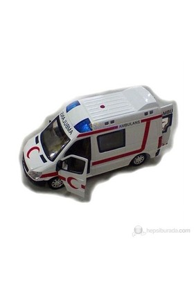 1:32 Mercedes-Benz Sprınter Ambulans