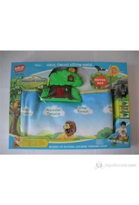 Ormanlar Alemi Eğitici Halı
