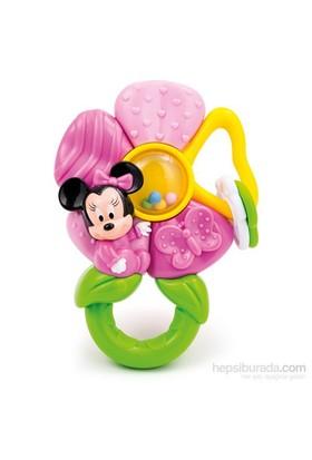 Disney Baby Minnie Çiçek Çıngırak